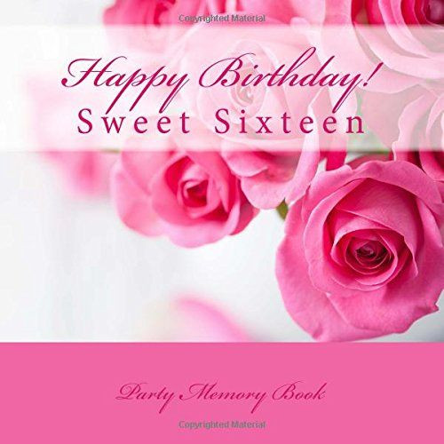 Best ideas about Sweet 16 Birthday Quote . Save or Pin 20 best alexis sweet sixteen pary images on Pinterest Now.