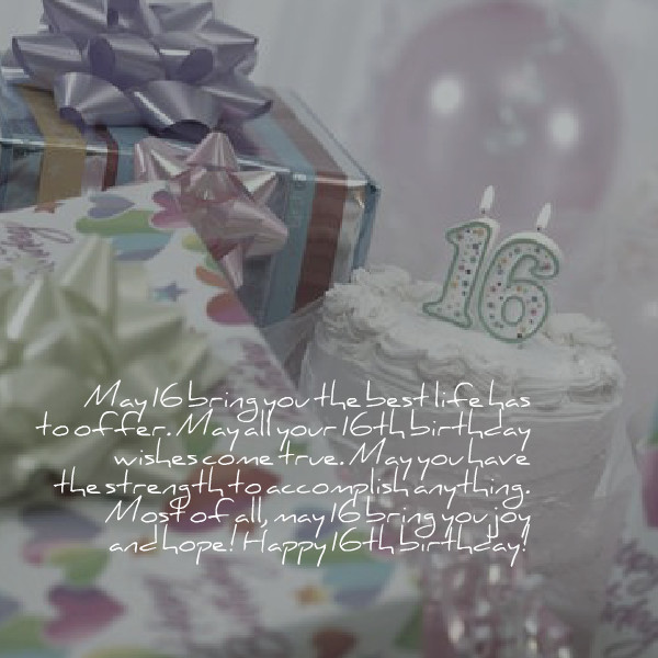 Best ideas about Sweet 16 Birthday Quote . Save or Pin Quotes For Daughters Sweet 16 QuotesGram Now.
