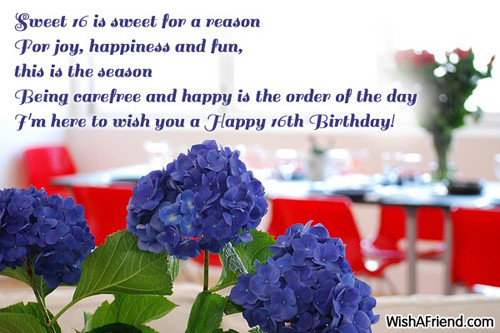 Best ideas about Sweet 16 Birthday Quote . Save or Pin Sweet 16 Birthday Quotes For Daughter QuotesGram Now.