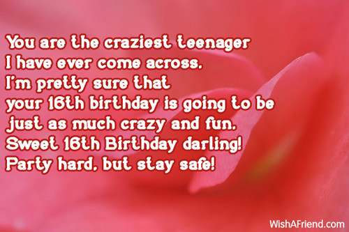 Best ideas about Sweet 16 Birthday Quote . Save or Pin Sweet 16 Birthday Quotes For Girls QuotesGram Now.