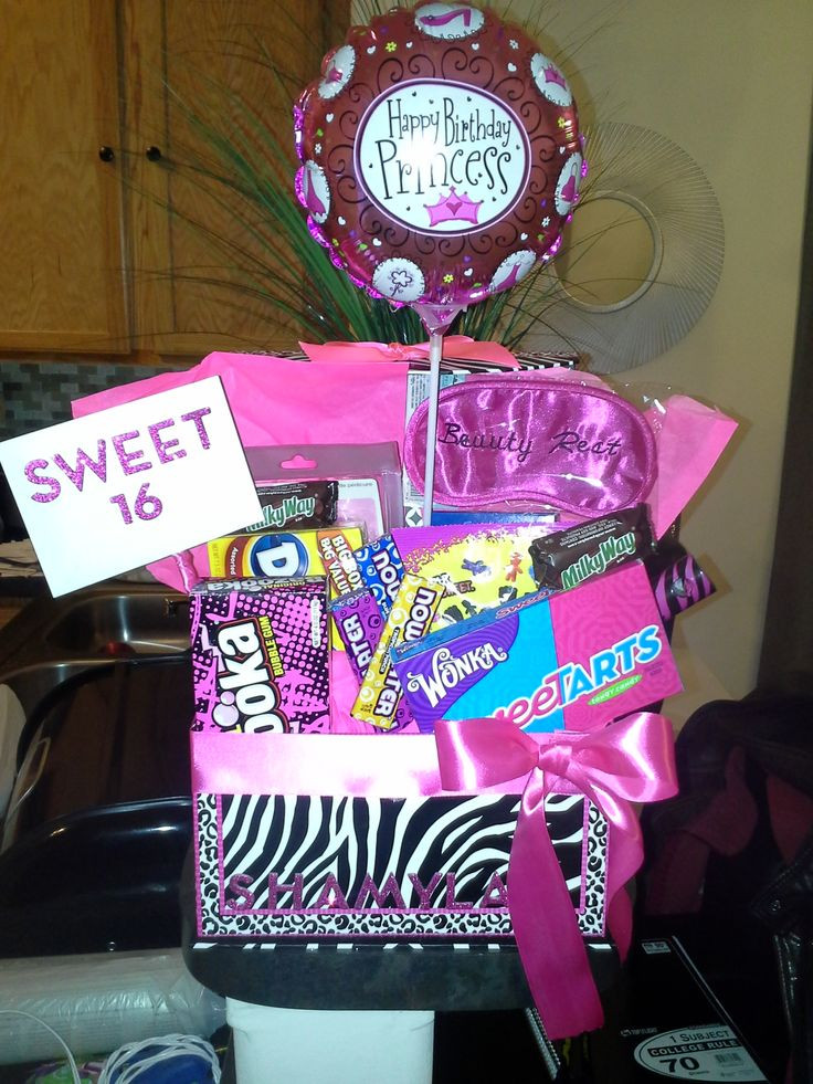 Best ideas about Sweet 16 Gift Ideas For Friend . Save or Pin 17 Best images about sweet 16 ideas on Pinterest Now.