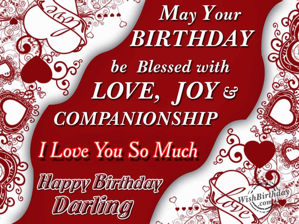 Best ideas about Sweet Birthday Quotes . Save or Pin Sweet Birthday Quotes For Him QuotesGram Now.