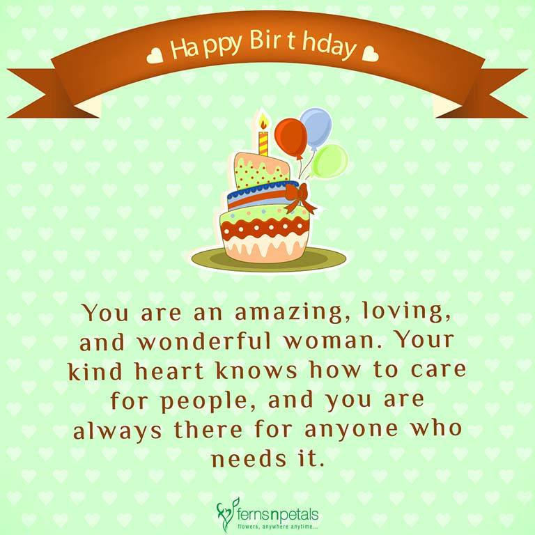 Best ideas about Sweet Birthday Wishes . Save or Pin 30 Best Happy Birthday Wishes Quotes & Messages Ferns Now.