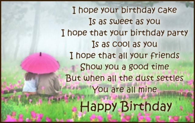 Best ideas about Sweetest Birthday Quotes . Save or Pin 25 Exclusive Happy Birthday Poems Now.