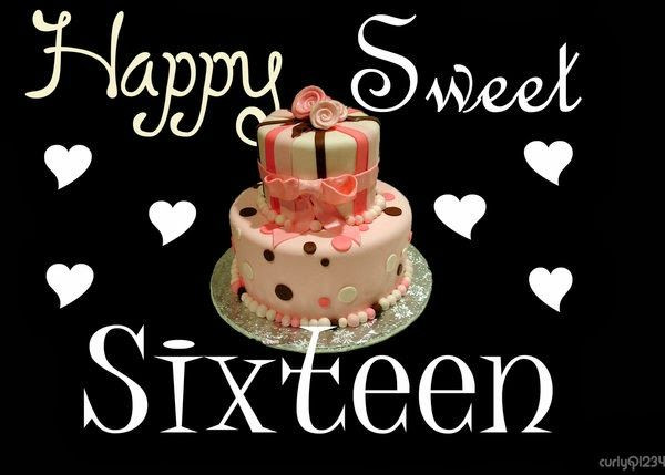 Best ideas about Sweetest Birthday Quotes . Save or Pin sweet 16 birthday wishes quotes Google Search Now.