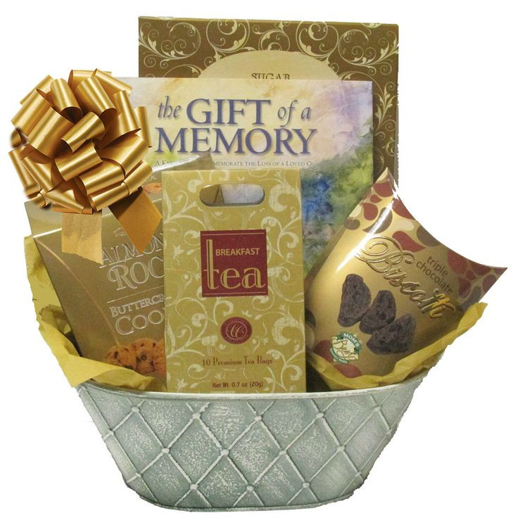Best ideas about Sympathy Gift Ideas . Save or Pin 25 best ideas about Sympathy t baskets on Pinterest Now.