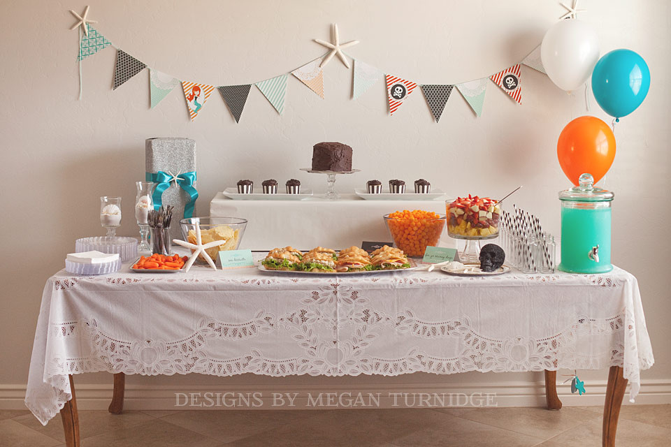 Best ideas about Table Decoration Ideas For Birthday Party . Save or Pin Party Table Decorating Ideas How to Make it Pop Now.