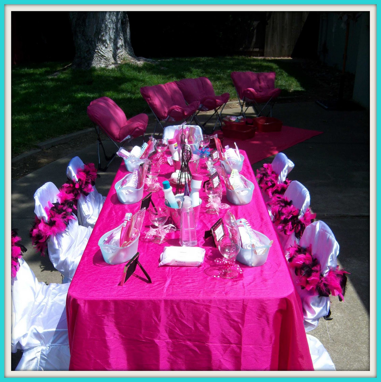 Best ideas about Table Decoration Ideas For Birthday Party . Save or Pin Chic and Cheap Lifestyle Ideas for Nahir s birthday party Now.