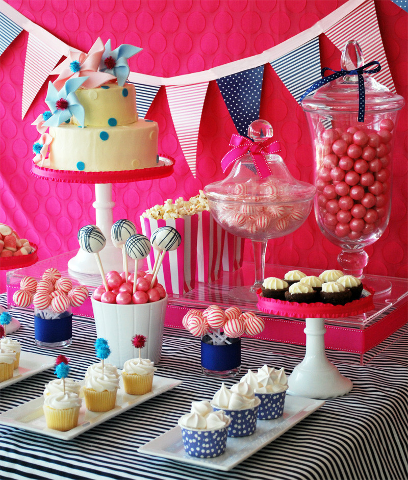 Best ideas about Table Decoration Ideas For Birthday Party . Save or Pin Stylish Kids Parties Project Nursery Now.