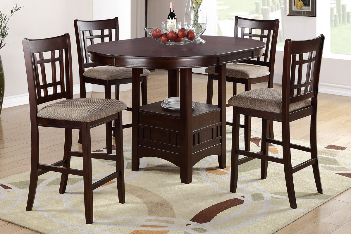 Best ideas about Tall Dining Table . Save or Pin Dining Room and Dinette Super Center Now.
