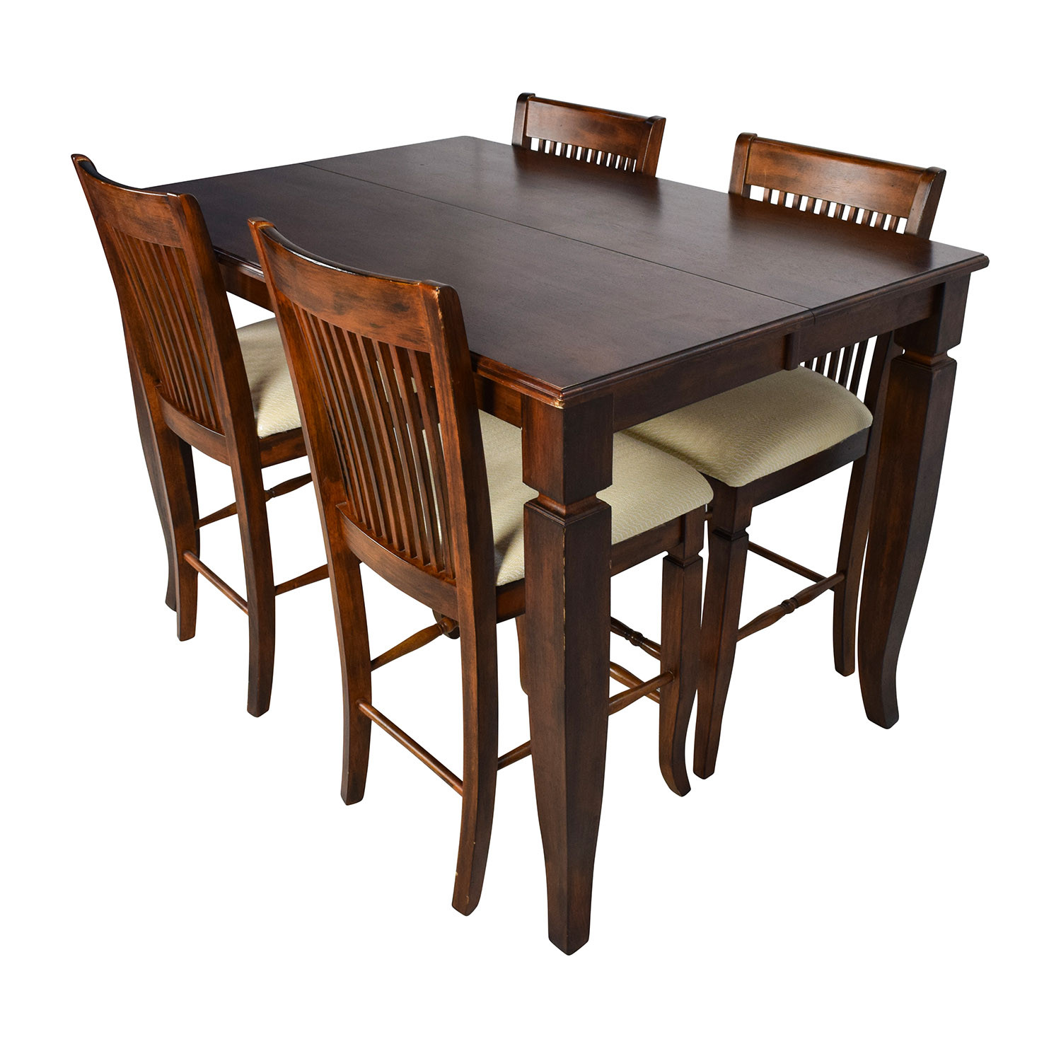 Best ideas about Tall Dining Table . Save or Pin OFF Tall Extendable Dining Room Table Set Tables Now.