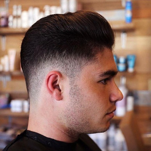 Best ideas about Tapered Haircuts . Save or Pin 45 Classy Taper Fade Cuts for Men Now.