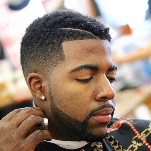 Best ideas about Tapered Haircuts . Save or Pin 50 Fade and Tapered Haircuts For Black Men Now.