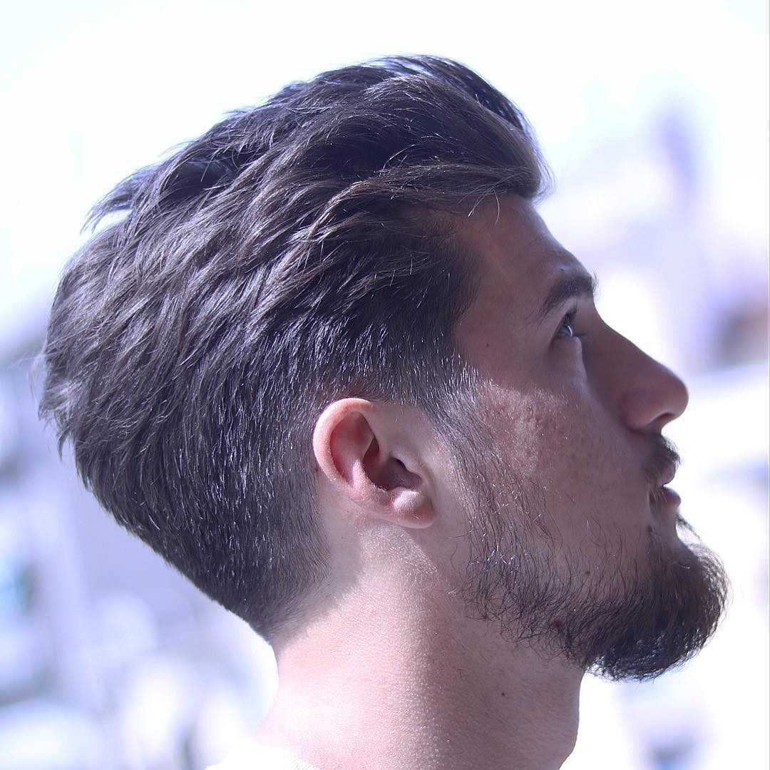 Best ideas about Tapered Haircuts . Save or Pin The Taper Haircut Now.