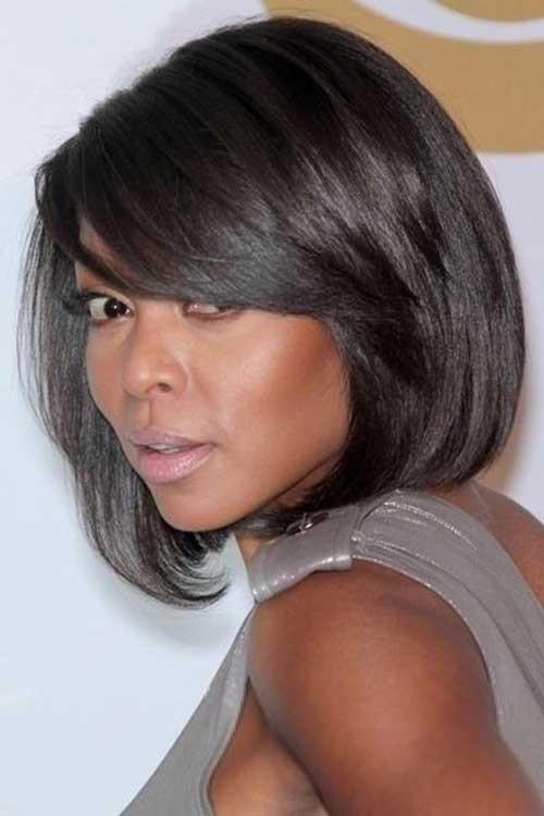 Best ideas about Taraji P Henson Bob Haircuts . Save or Pin 15 Black Girl Short Bob Hairstyles Now.