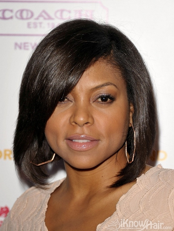 Best ideas about Taraji P Henson Bob Haircuts . Save or Pin Short Hairstyles Short Hair Styles 2012 Now.