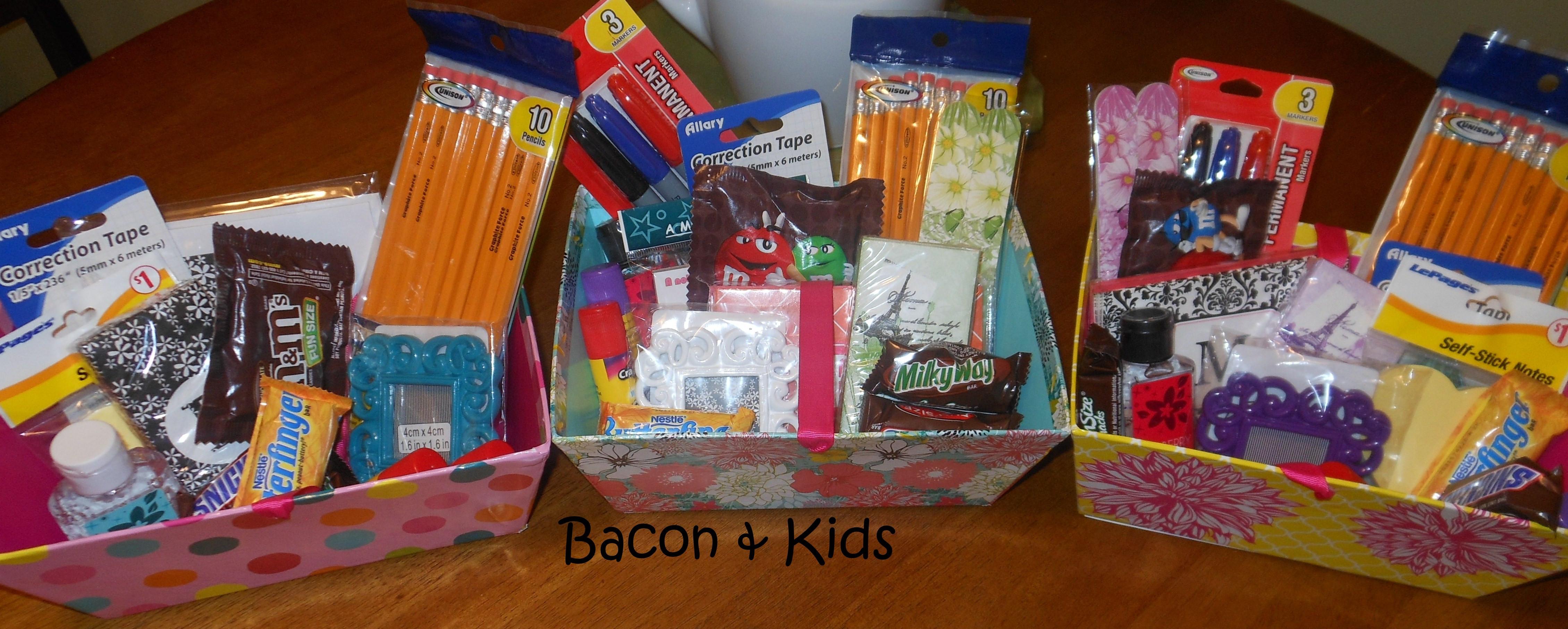 Best ideas about Teacher Appreciation Gift Basket Ideas . Save or Pin Teacher Appreciation Gifts Now.