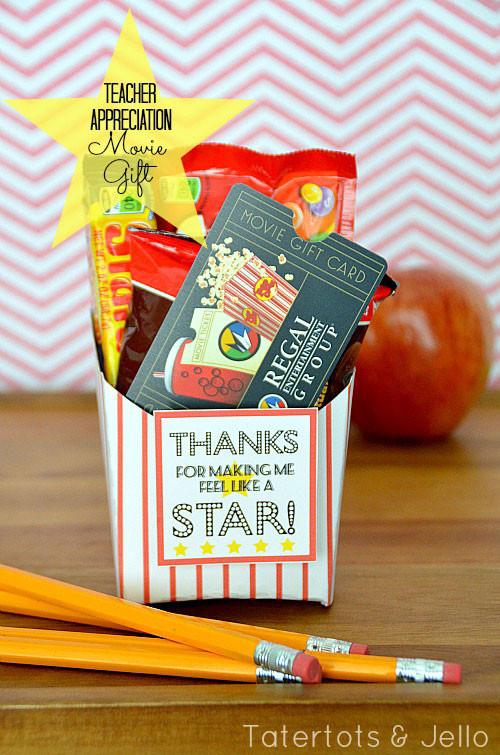 Best ideas about Teacher Appreciation Gift Basket Ideas . Save or Pin 20 cheap easy cute & practical teacher appreciation Now.