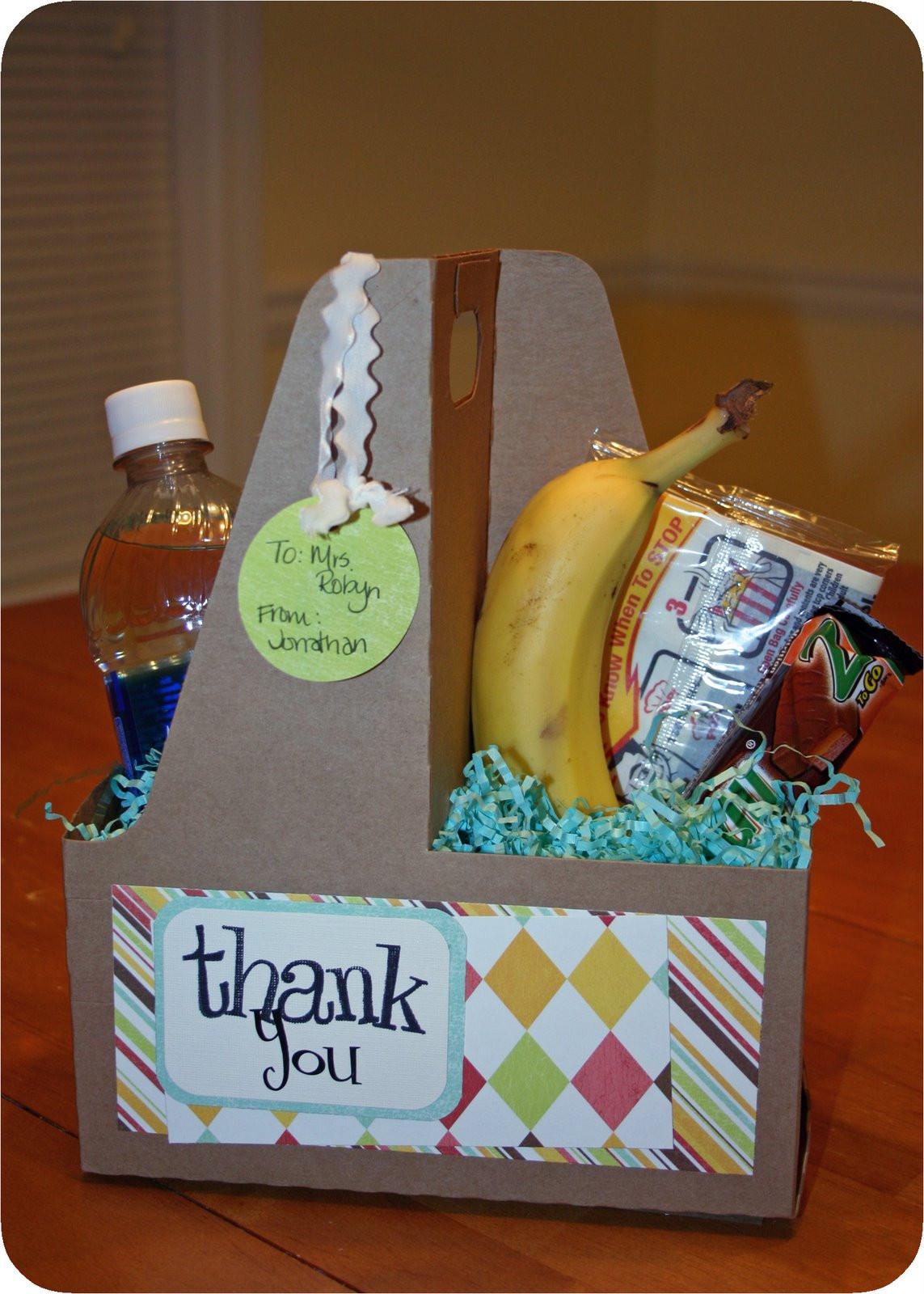 Best ideas about Teacher Appreciation Gift Basket Ideas . Save or Pin It s a Mann s world teacher appreciation t Now.