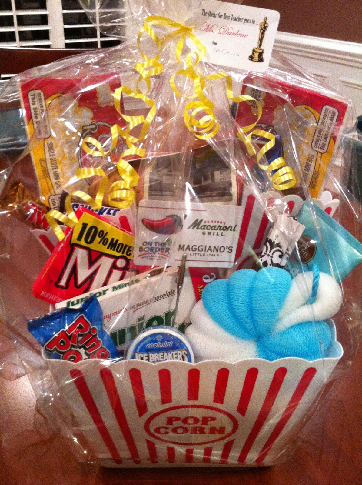 Best ideas about Teacher Appreciation Gift Basket Ideas . Save or Pin The Clueless Chick Teacher Appreciation Gift Baskets Now.