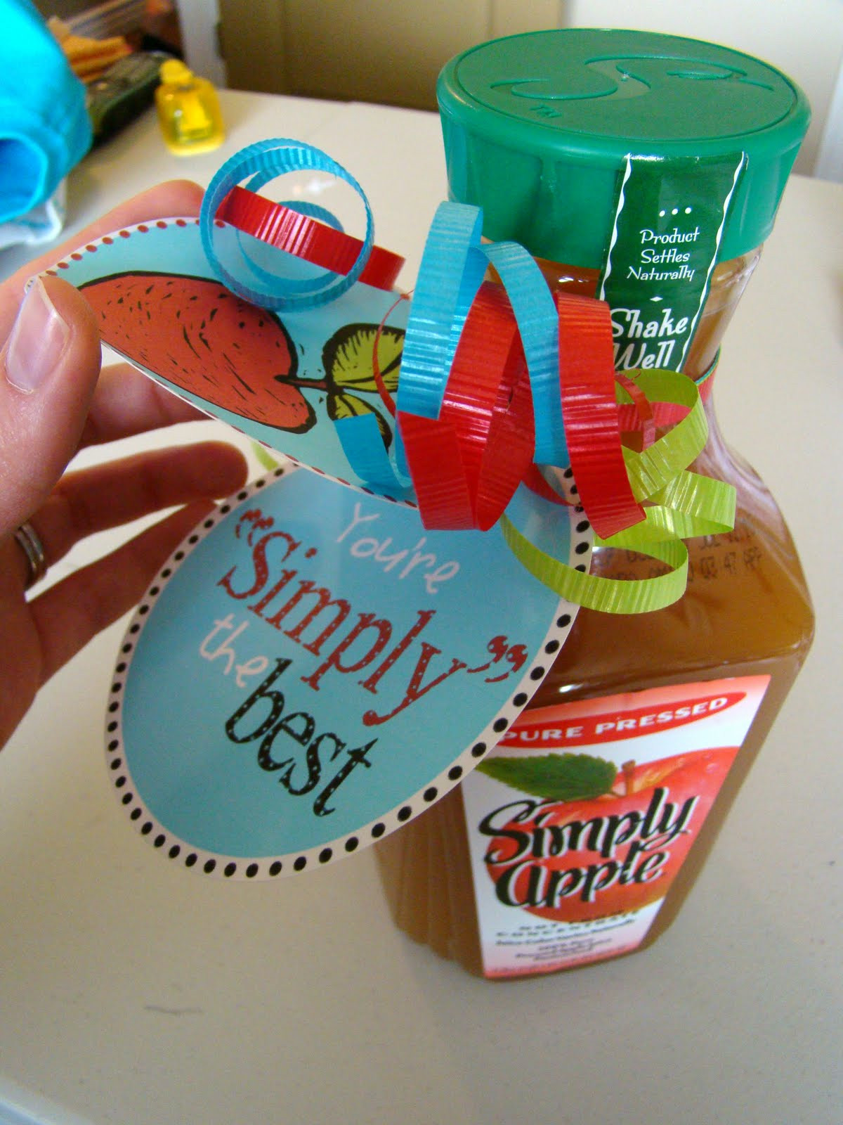 Best ideas about Teacher Appreciation Gift Ideas . Save or Pin tHe fiCkLe piCkLe Teacher Appreciation Gifts Now.