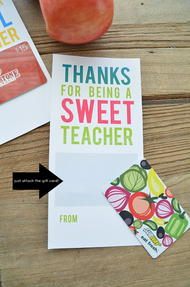 Best ideas about Teacher Gift Card Ideas . Save or Pin Teacher Appreciation Gift Card Holders Cool Sweet Now.