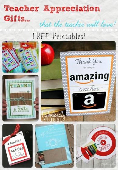 Best ideas about Teacher Gift Card Ideas . Save or Pin Teacher Appreciation Gift Cards Now.