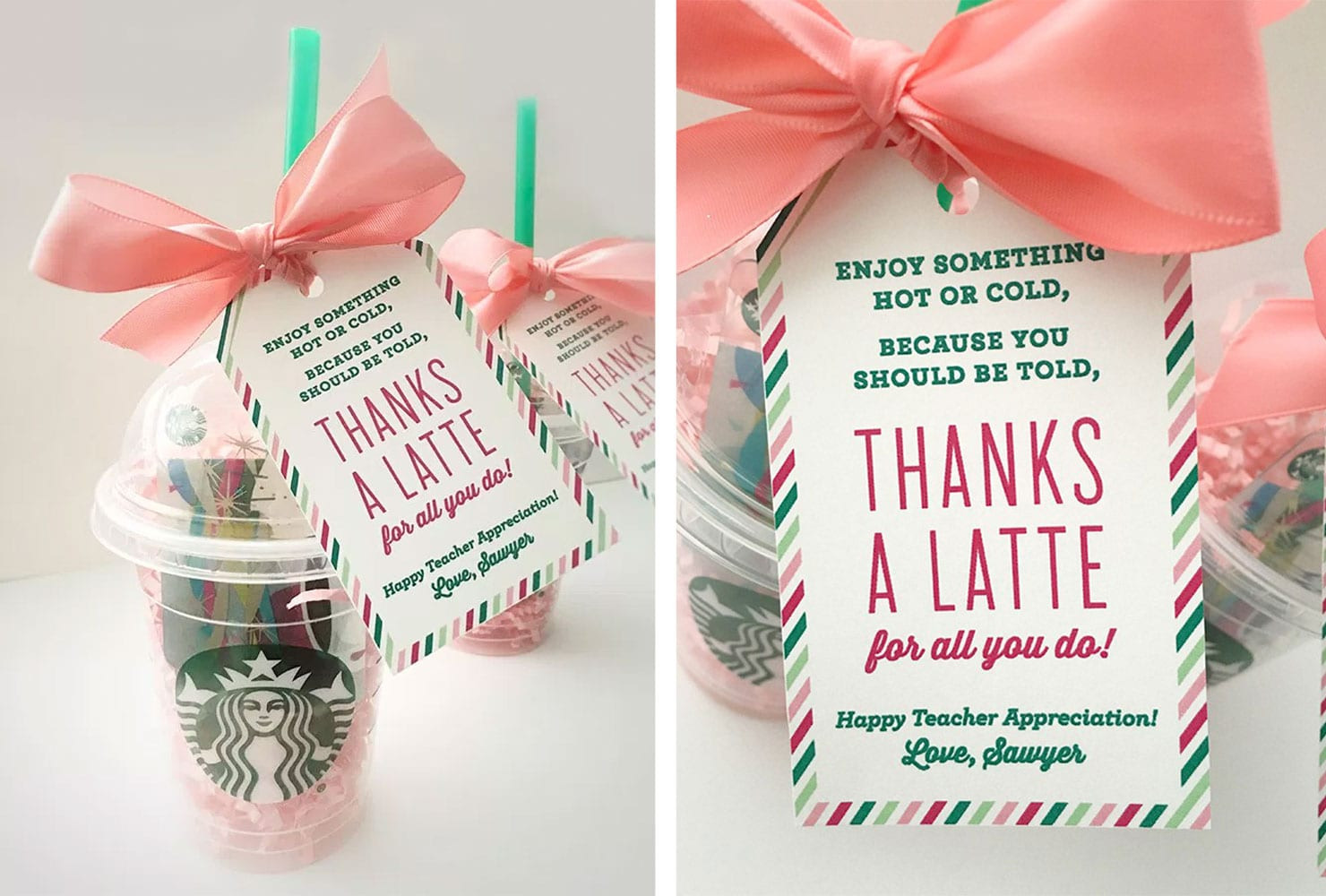 Best ideas about Teachers Appreciation Gift Ideas . Save or Pin 55 Teacher Appreciation Week Gift Ideas To Say Thanks Now.