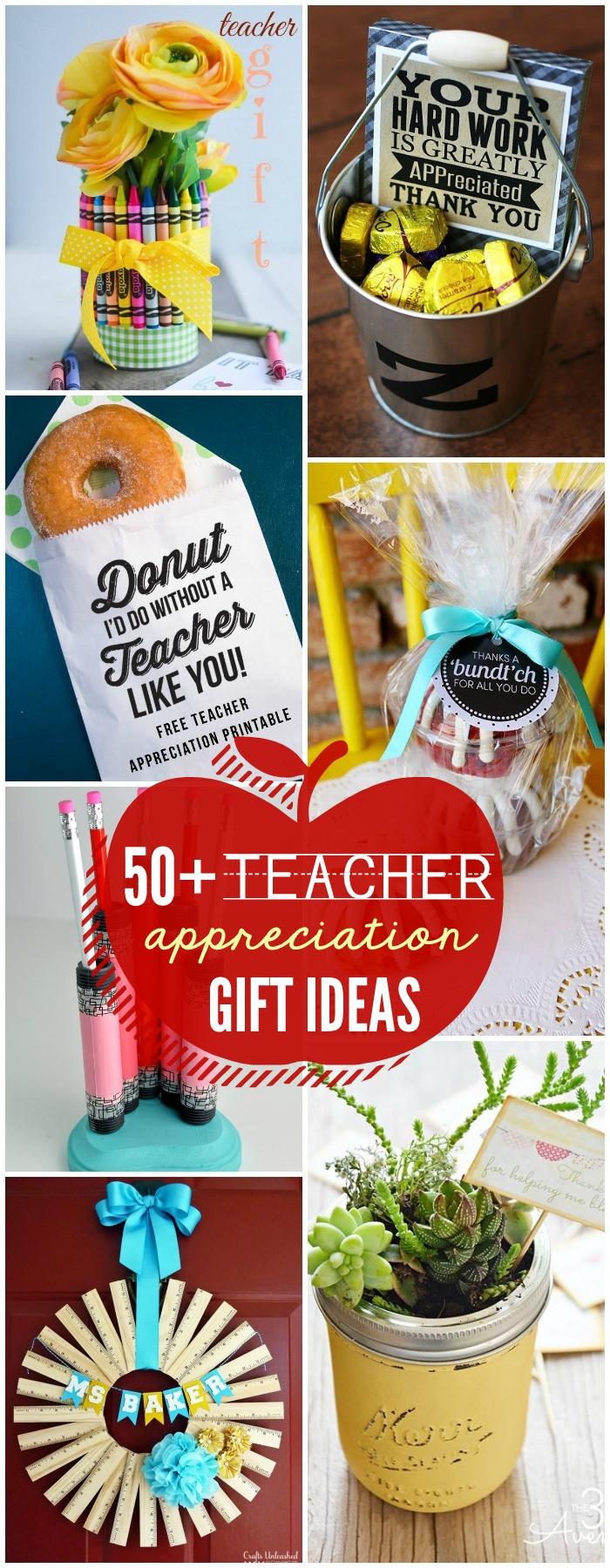 Best ideas about Teachers Appreciation Gift Ideas . Save or Pin Teacher Appreciation Gift Ideas Now.