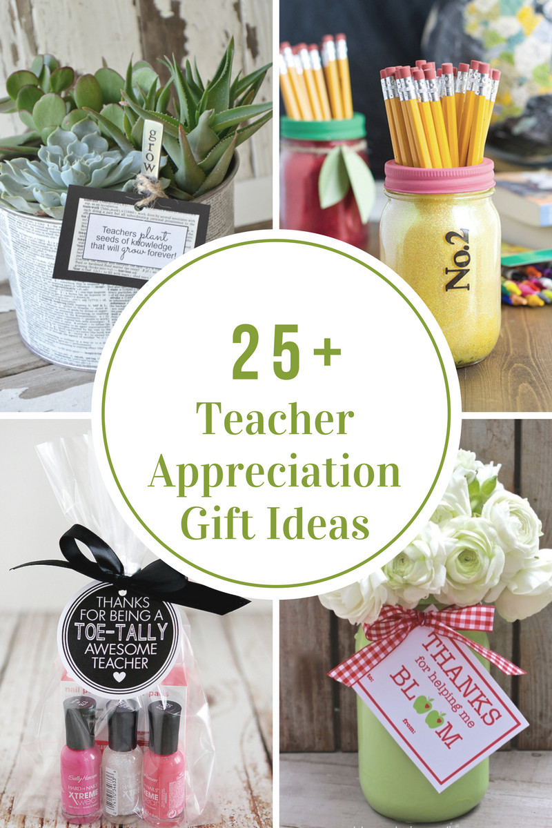 Best ideas about Teachers Gift Ideas . Save or Pin Teacher Appreciation Gift Ideas The Idea Room Now.