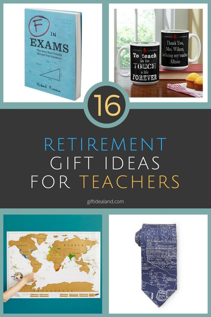 Best ideas about Teachers Retirement Gift Ideas . Save or Pin 1000 ideas about Teacher Retirement Gifts on Pinterest Now.