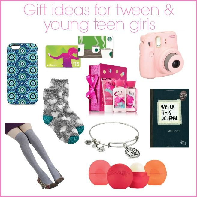 Best ideas about Teen Birthday Gift Ideas . Save or Pin Gift Ideas For Tween & Teen Girls Now.