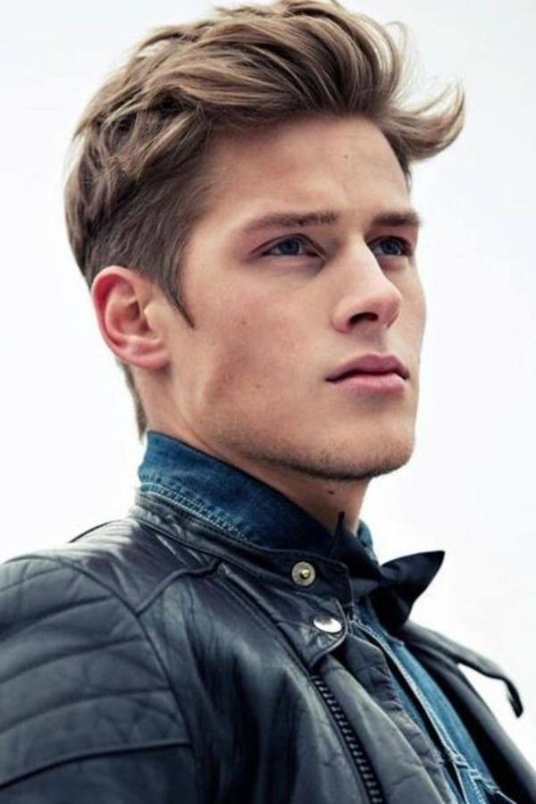 Best ideas about Teenage Hairstyles Boys . Save or Pin 40 Charming Hairstyles for Teen Boys hairstyles Now.