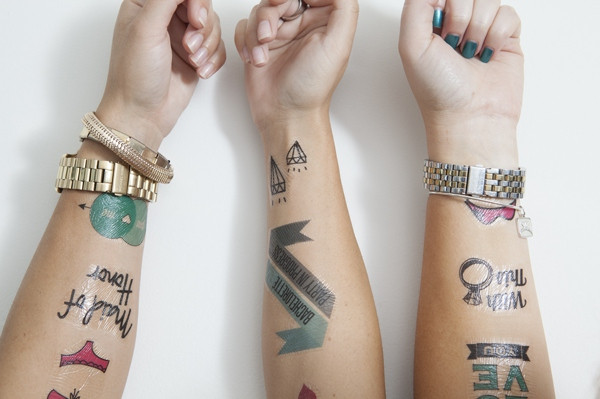 Best ideas about Temporary Tattoos DIY . Save or Pin DIY Now.