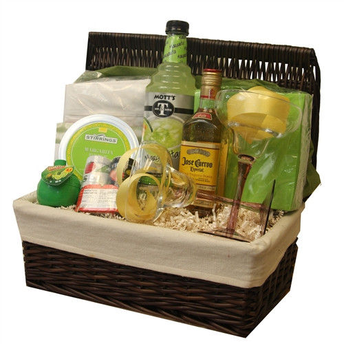 Best ideas about Tequila Gift Ideas . Save or Pin Margarita Gift Basket Now.