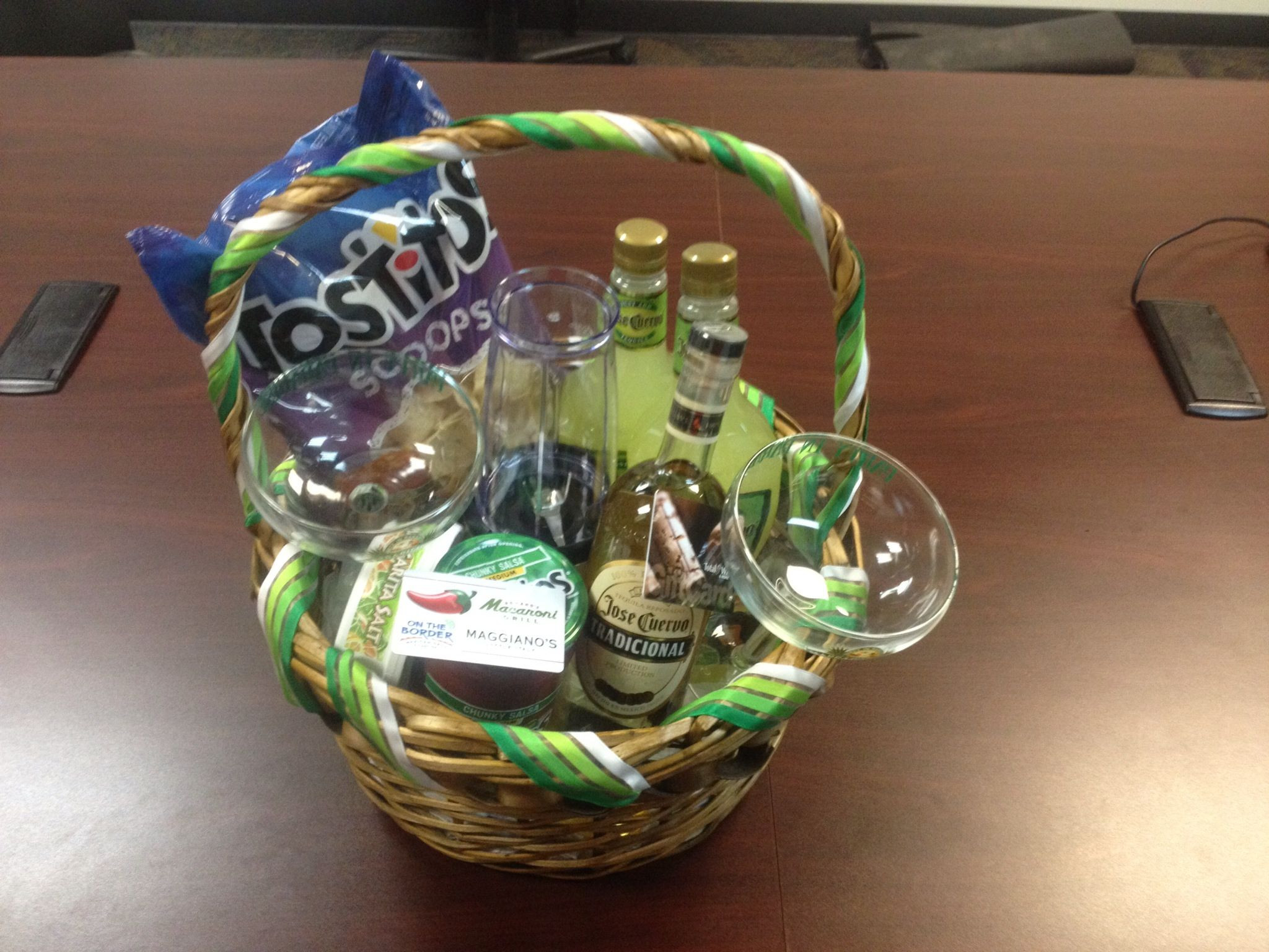 Best ideas about Tequila Gift Ideas . Save or Pin BASKET 7 Margarita Basket 750 ml Bottle Jose Cuervo Now.