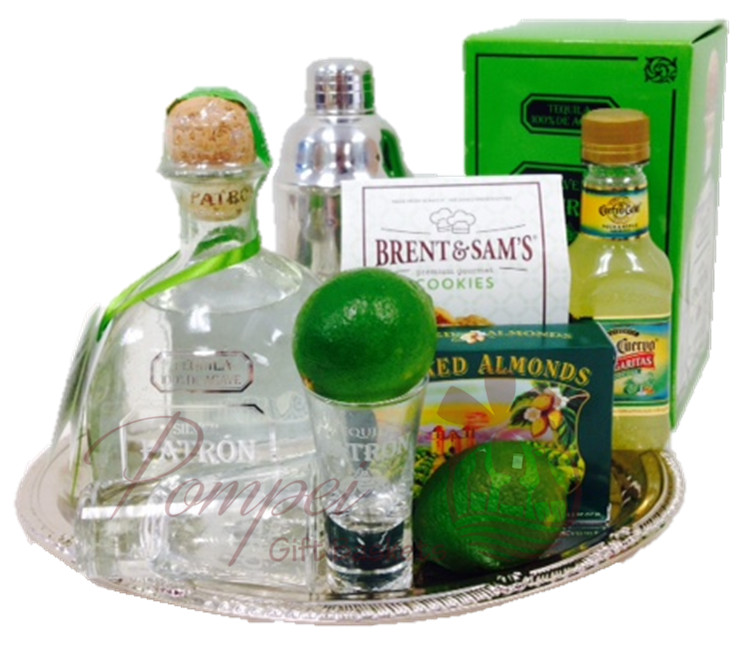 Best ideas about Tequila Gift Ideas . Save or Pin ShaShaShake it Up Margarita Gift Basket by Pompei Baskets Now.