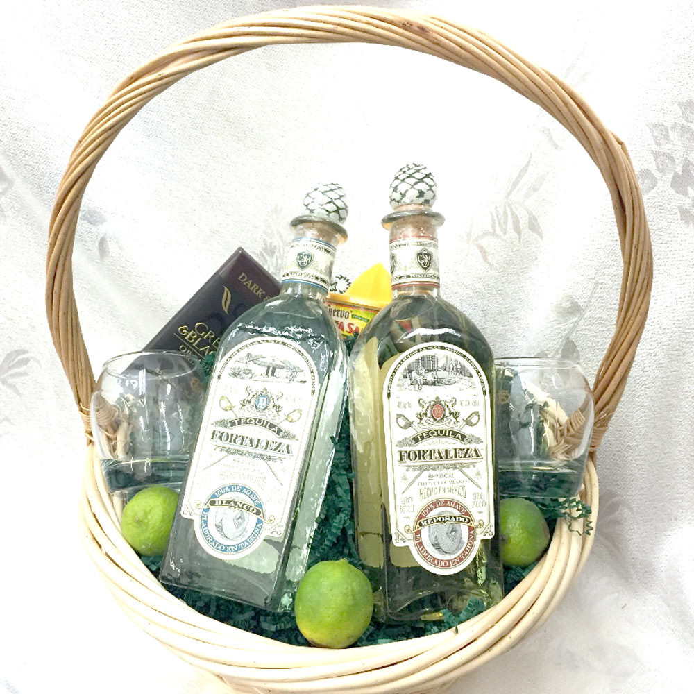 Best ideas about Tequila Gift Ideas . Save or Pin Tequila Gift Basket Now.