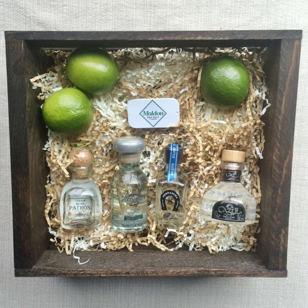 Best ideas about Tequila Gift Ideas . Save or Pin Gift Ideas Tequila Tasting Kit $25 Eventful Studio Now.