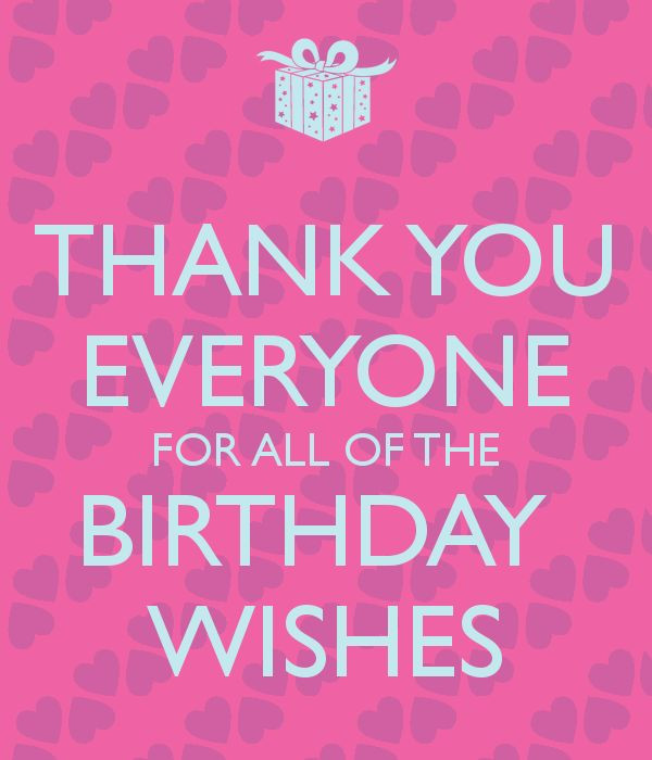Best ideas about Thanks Quotes For Birthday Wishes . Save or Pin 25 best Birthday thank you quotes on Pinterest Now.