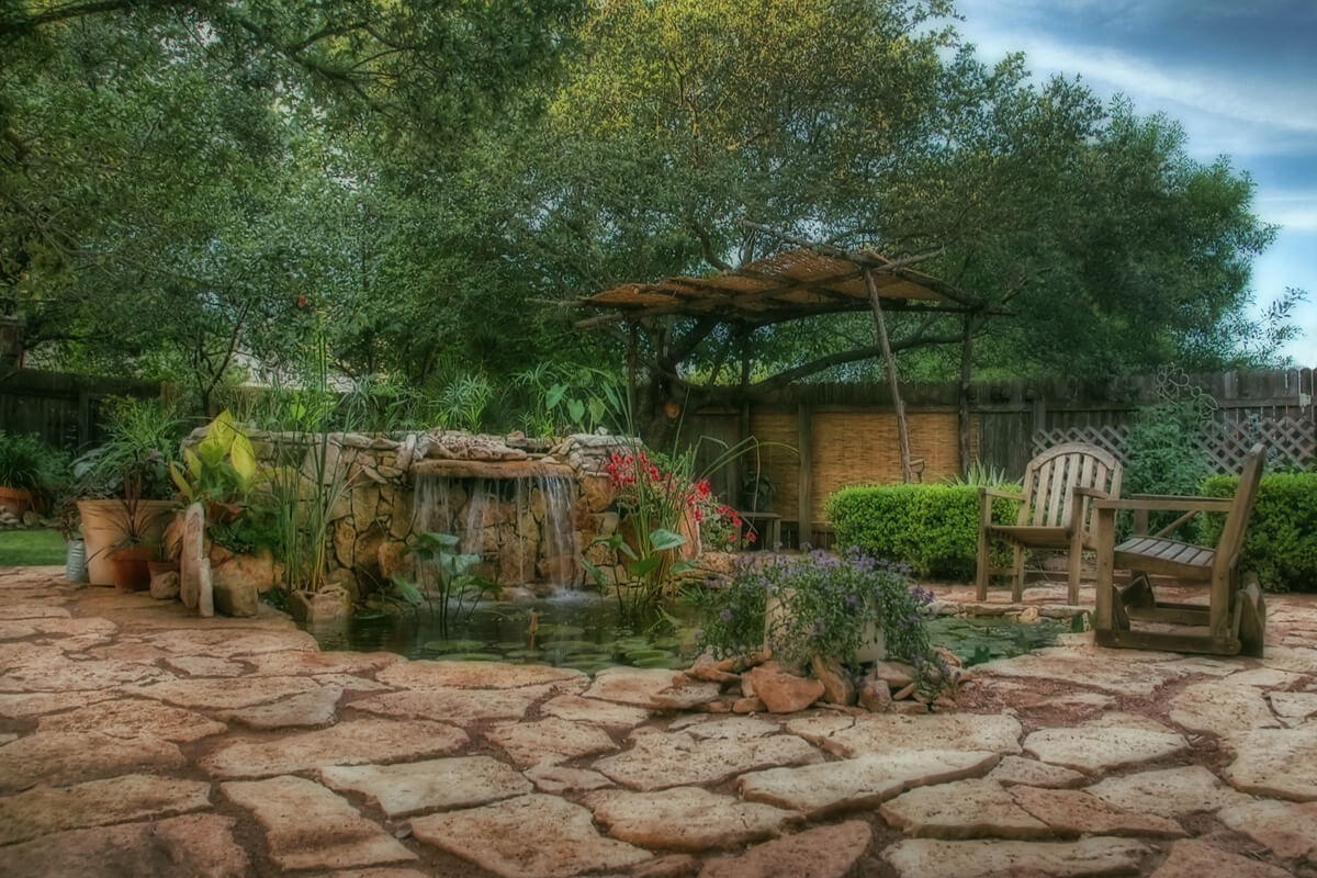 Best ideas about The Backyard Austin . Save or Pin Lawn Grass in Leander & Cedar Park Now.