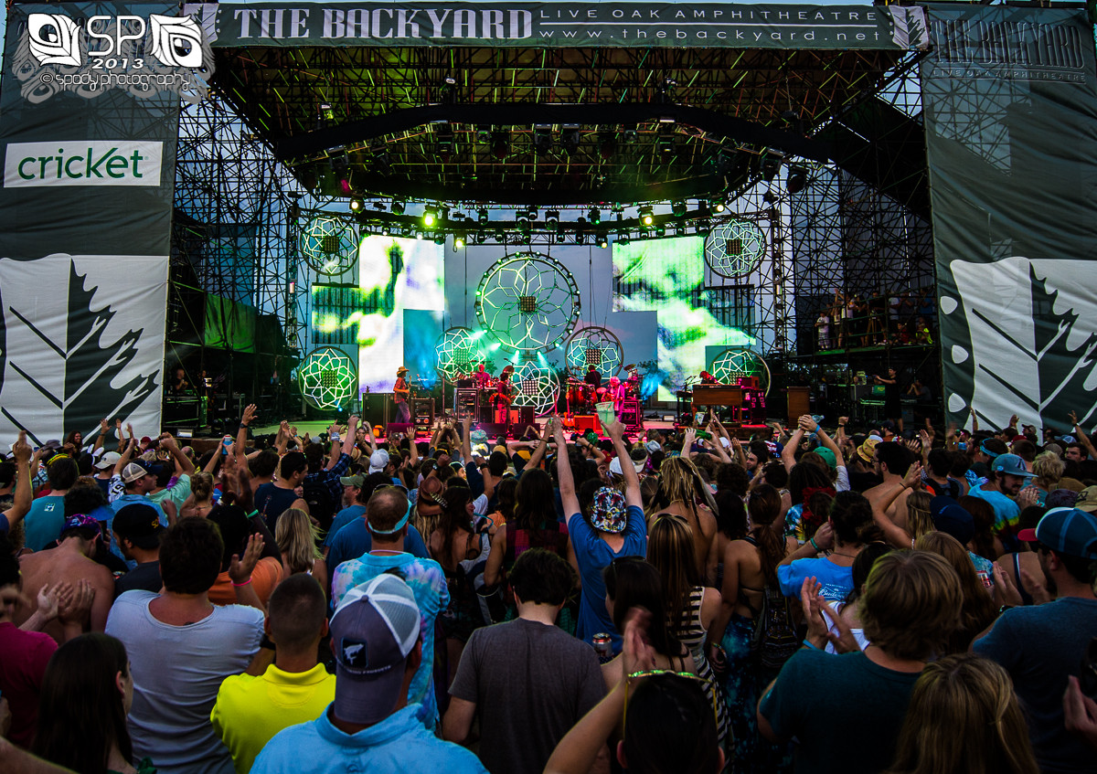 Best ideas about The Backyard Austin . Save or Pin LiveCheese Download The String Cheese Incident July Now.