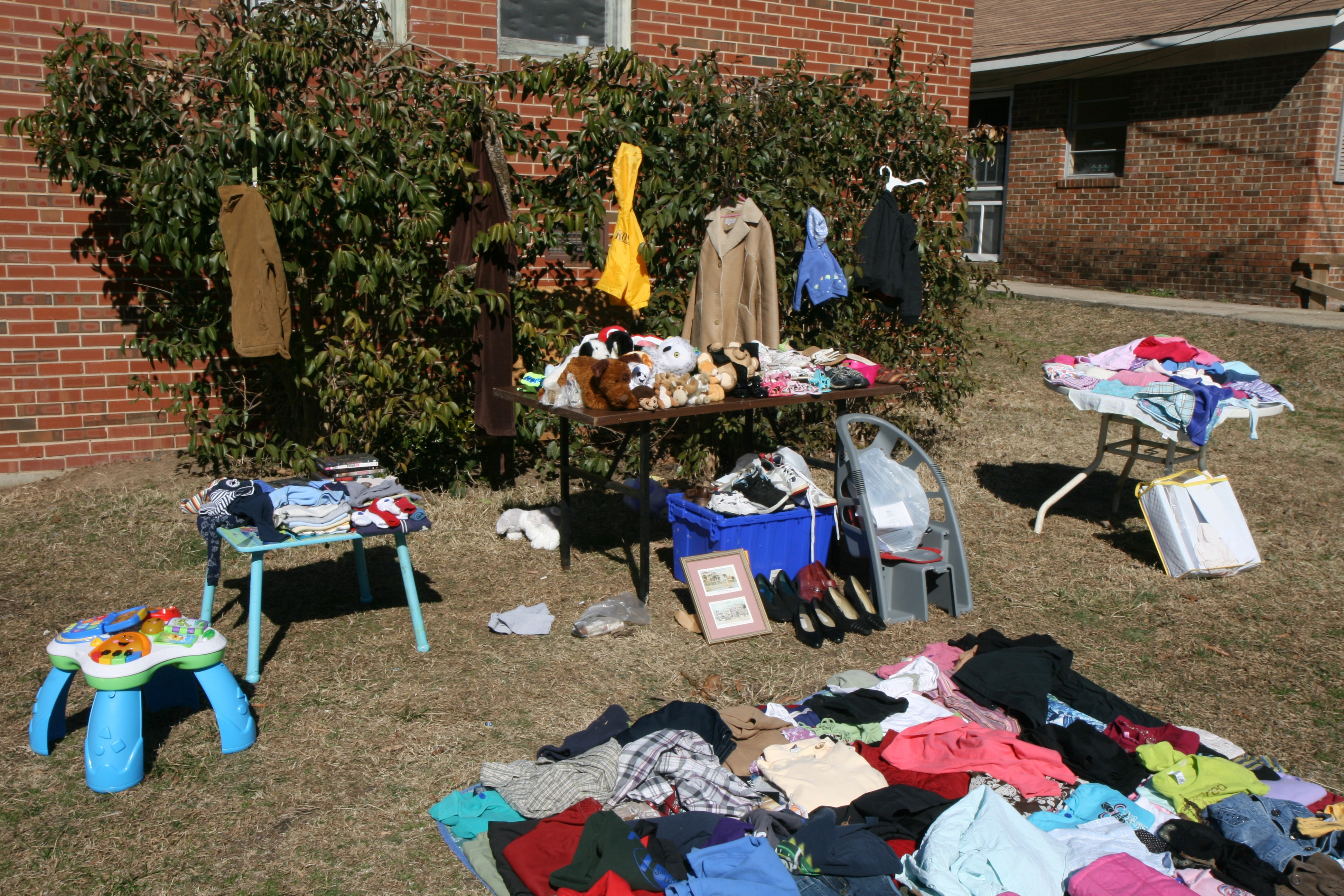 Best ideas about The Backyard Gainesville . Save or Pin 9 Things I Learned From A Summer Garage Sale Now.