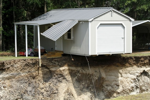 Best ideas about The Backyard Gainesville . Save or Pin A large sinkhole opened up in the Jonesville area west of Now.