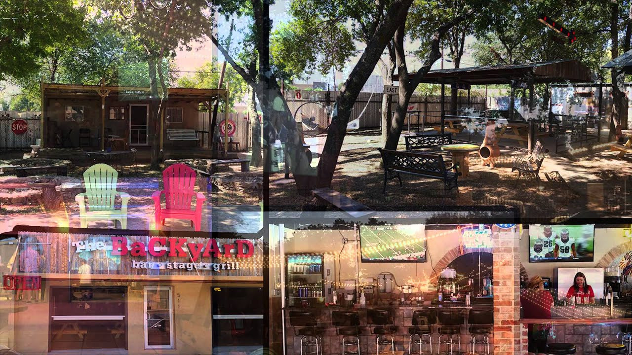 Best ideas about The Backyard Waco . Save or Pin Backyard Bar Stage and Grill Waco Texas Now.