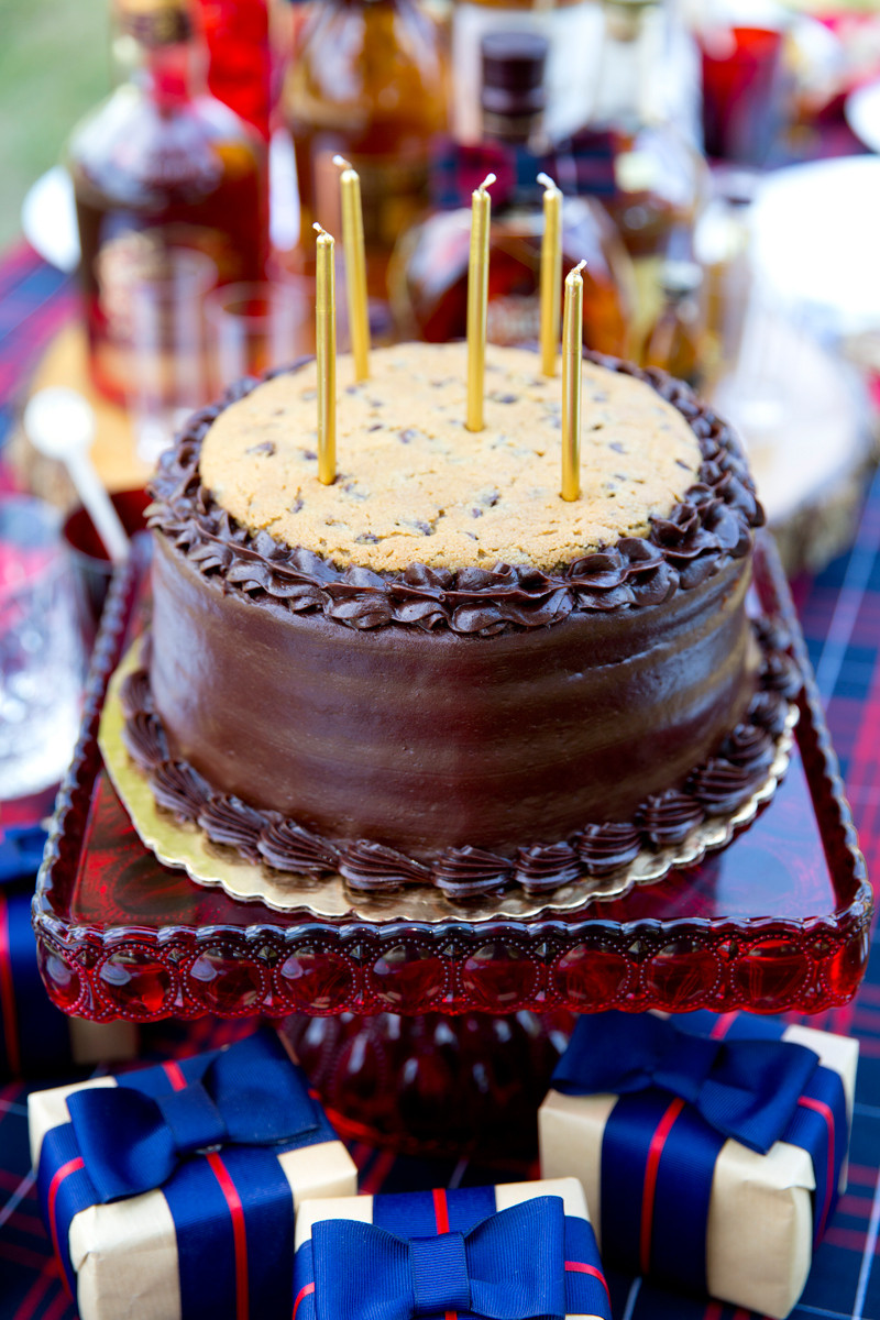Best ideas about The Birthday Party . Save or Pin A Dapper Scotch Themed Birthday Party Now.