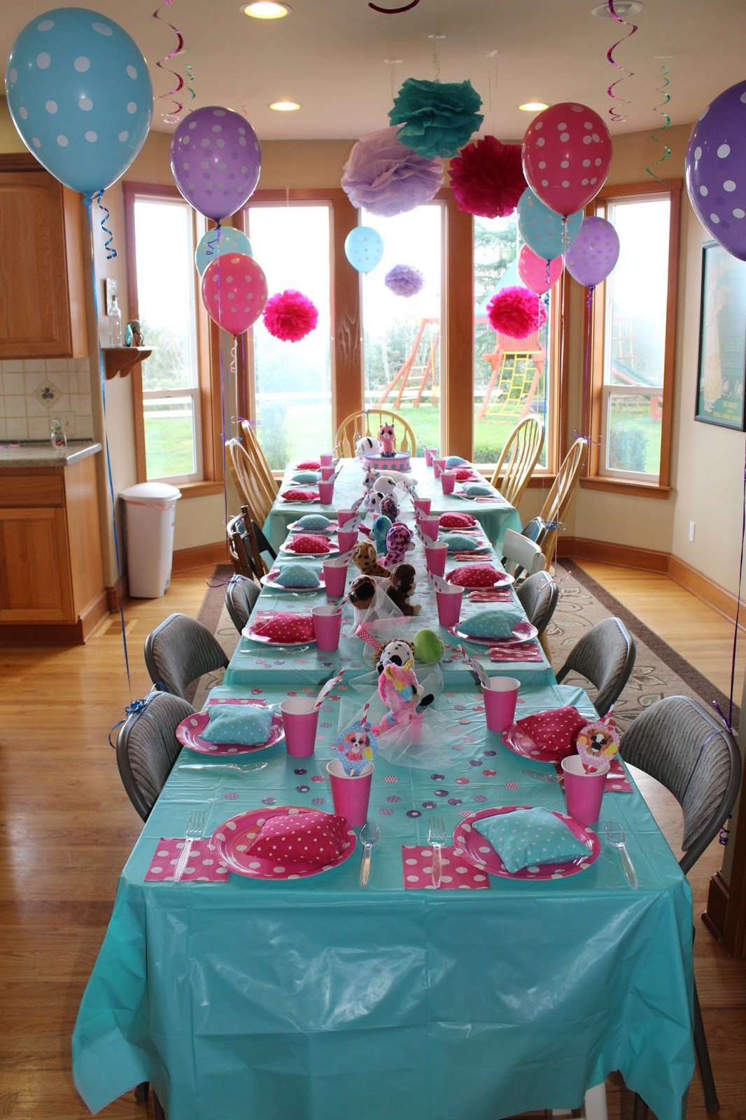 Best ideas about The Birthday Party . Save or Pin In The Hartland Lia s Beanie Boo Birthday Party Now.