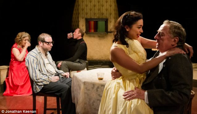 Best ideas about The Birthday Party Harold Pinter . Save or Pin The Birthday Party review Many unhappy returns at Pinter Now.