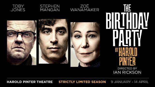 Best ideas about The Birthday Party Harold Pinter . Save or Pin The Birthday Party at Harold Pinter Theatre Play Now.