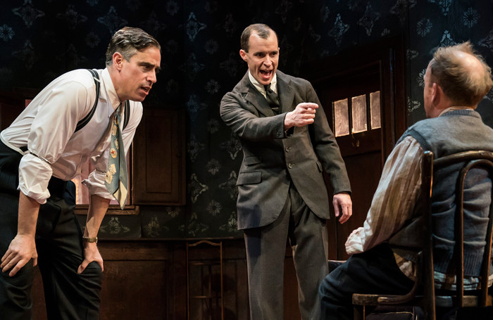 Best ideas about The Birthday Party Harold Pinter . Save or Pin The Birthday Party at the Harold Pinter Theatre – review Now.